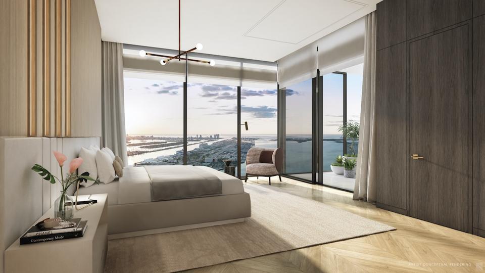 Waldorf Astoria luxury real estate Miami