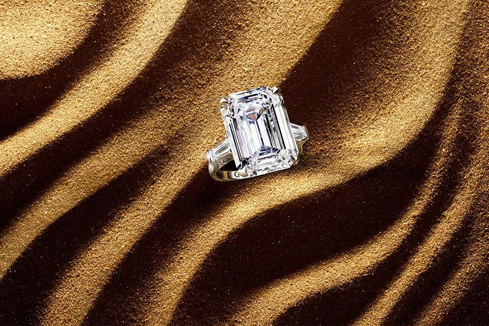 Graff is known for its incredible diamonds