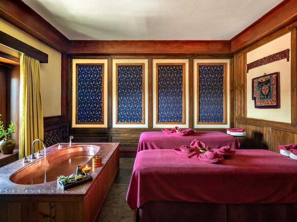 Spa at Songtsam Hotels