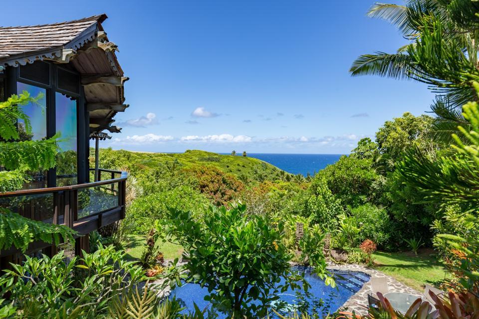 hawaii luxury home
