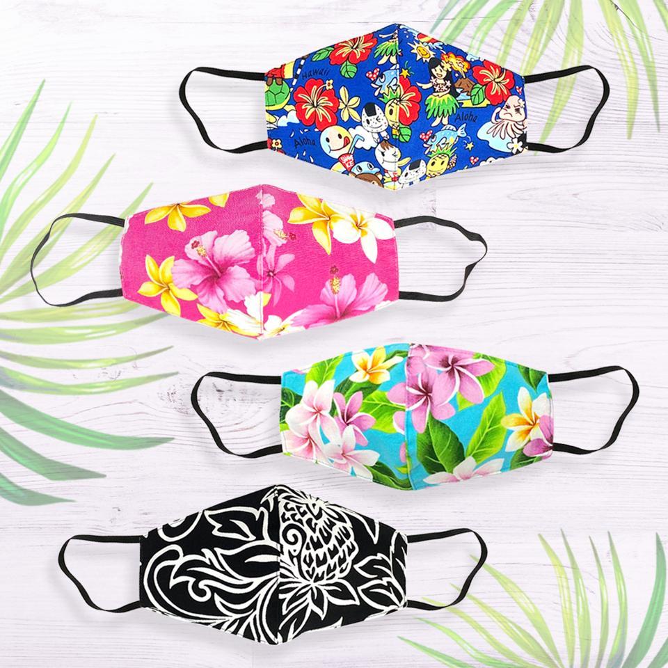 Aloha face maska from Hawaii