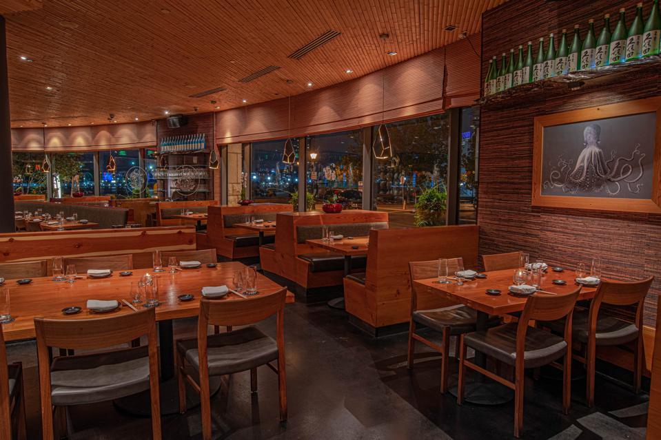 Atlas Restaurant Group Alex Smith Baltimore Restaurants Fine Dining Four seasons Hotel