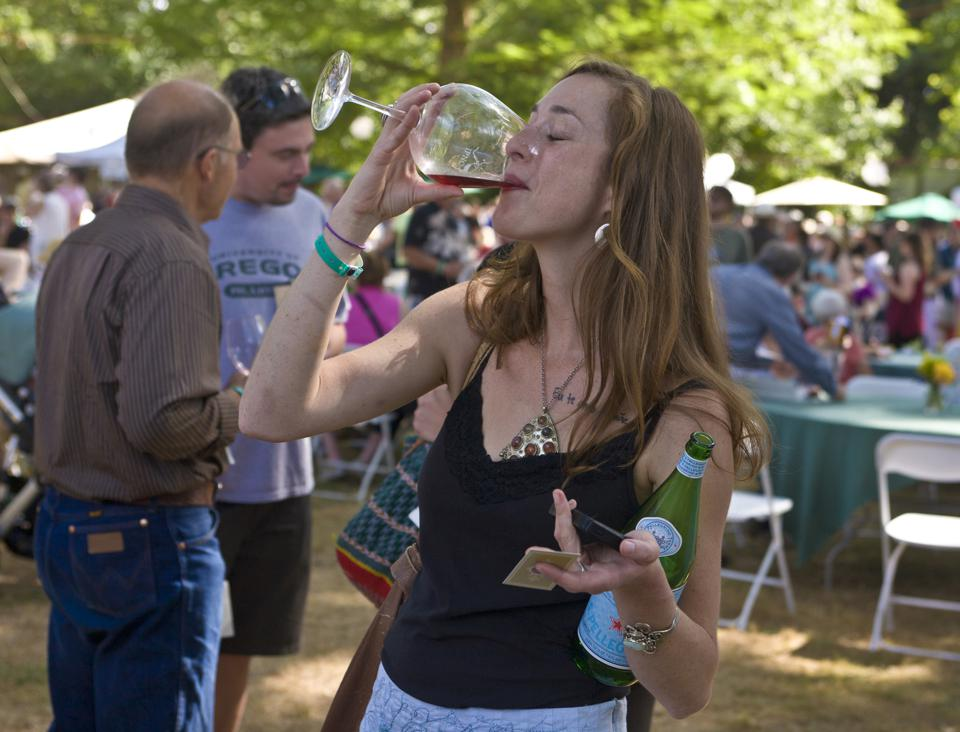 Vintners Gather For Pinot Noir Conference