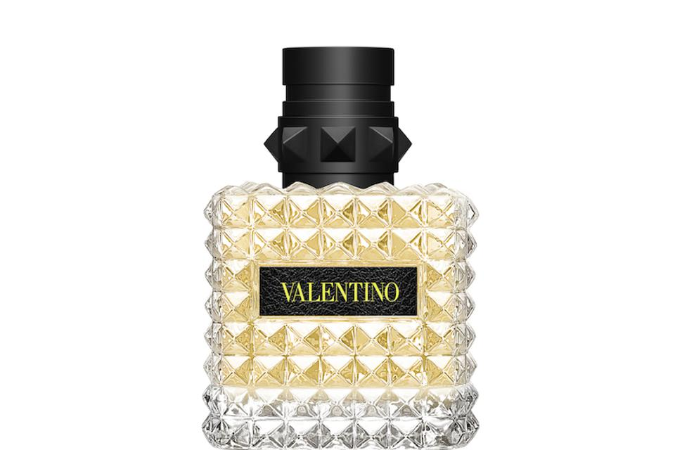 Best Women's Perfumes For Spring: Valentino Born In Roma Yellow Dream