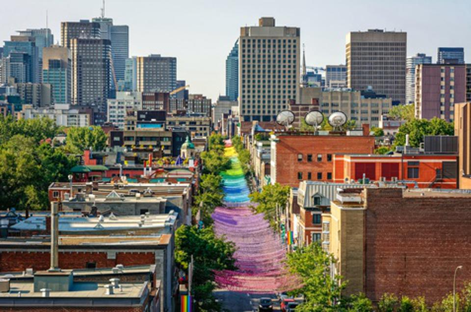 Montreal canada gay travel safety