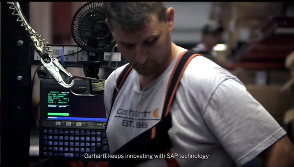 Carhartt keeps innovating with SAP technology.