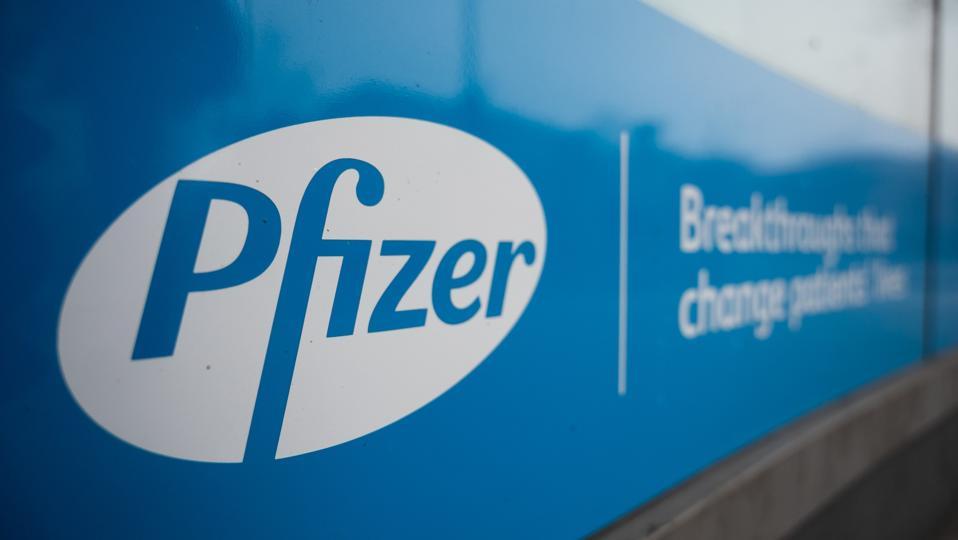 Pharmaceutical company Pfizer