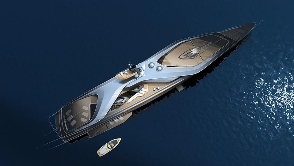 KAIROS yacht