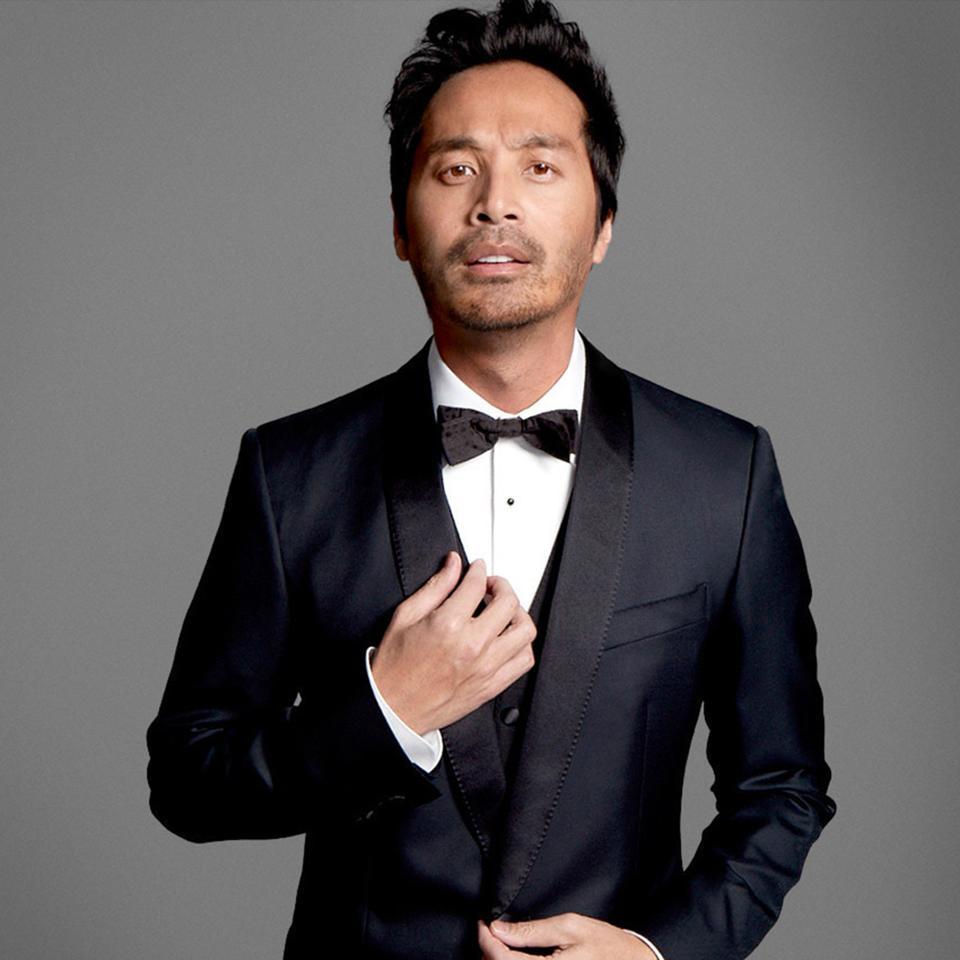 Celebrity and Fashion Photographer & Host, Yu Tsai.