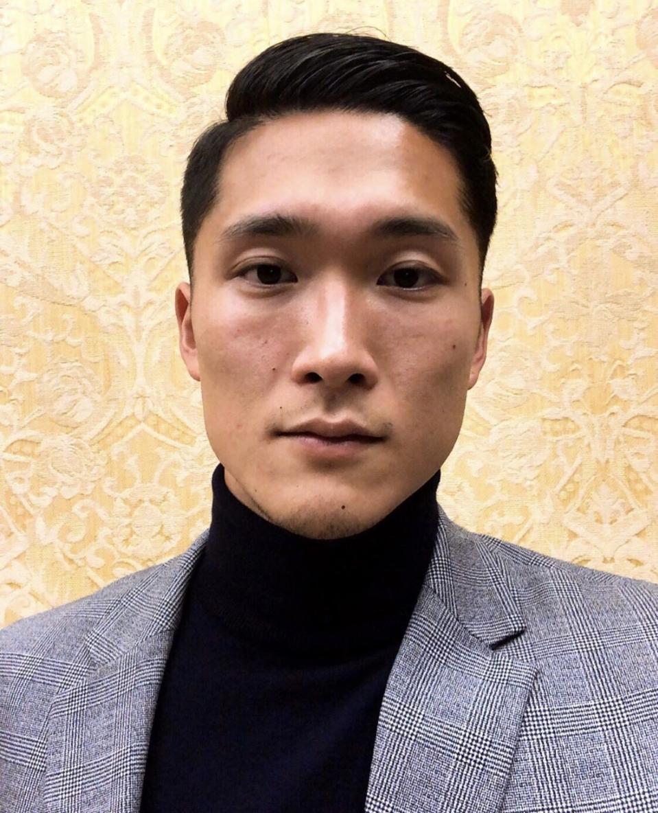 Chairperson of the Massachusetts Asian American Commission, Member of @HateIsAVirus, Samuel Hyun.