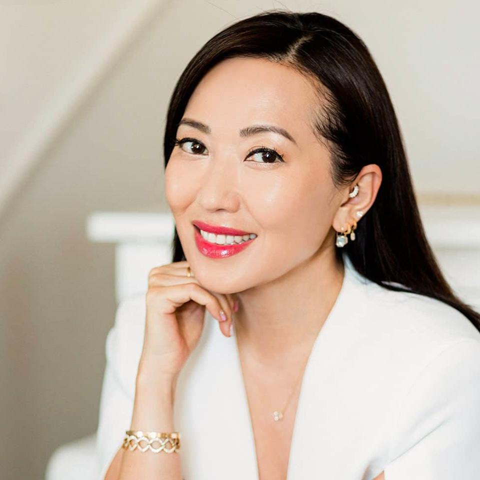 Founder and CEO of U Beauty, Tina Craig.