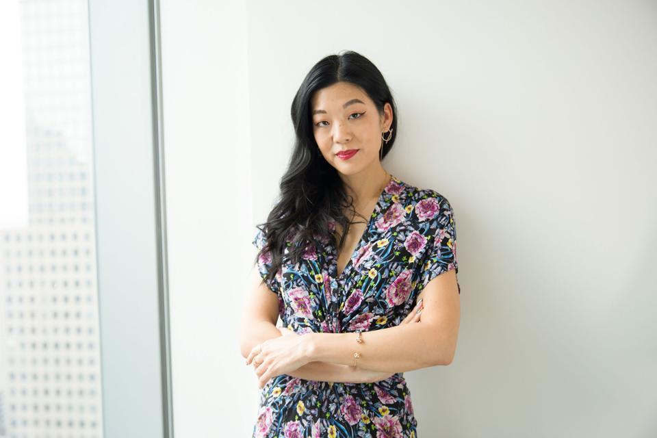 Editor In Chief of Allure, Michelle Lee.