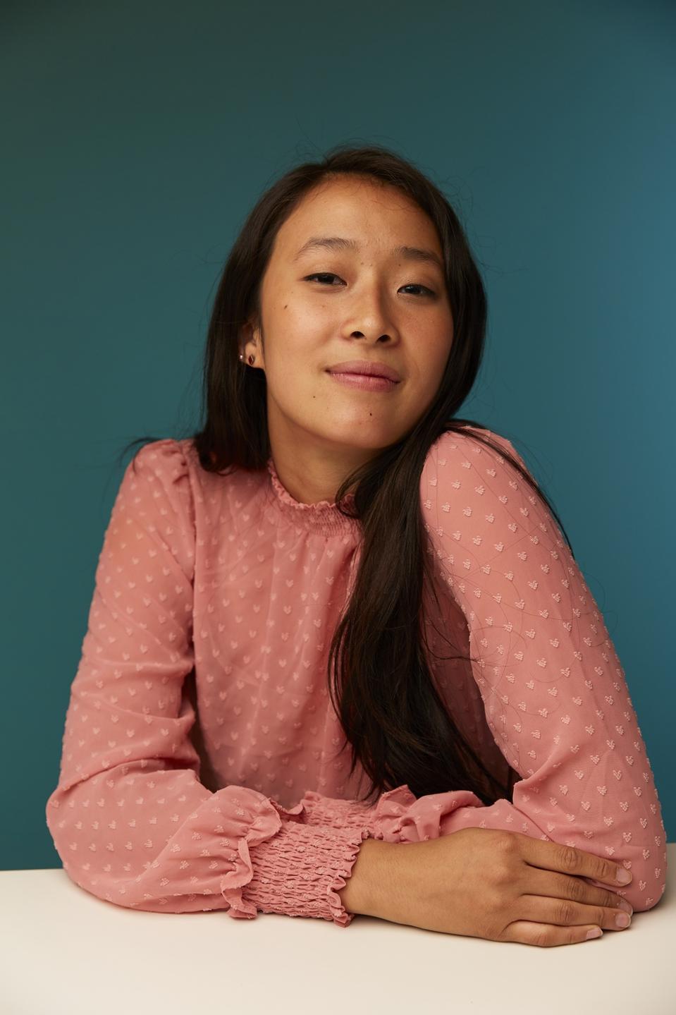 Founder of August, Nadya Okamoto.