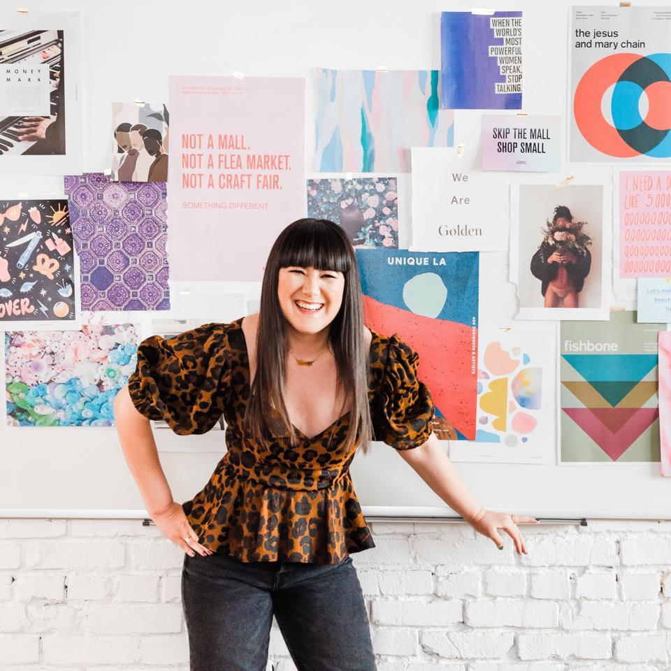 Founder of Unique Markets, Sonja Rasula.
