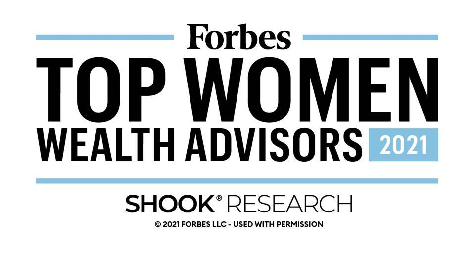 Forbes Top Women Wealth Advisors 2021