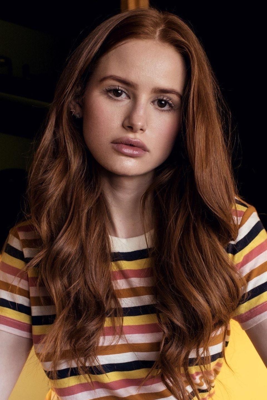 A headshot of actress Madelaine Petsch