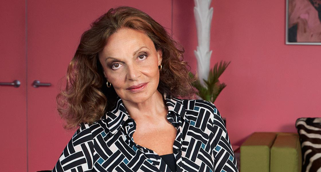Diane von Furstenberg has partnered with Amazon for the second year to champion women-owned businesses for Women's History Month.