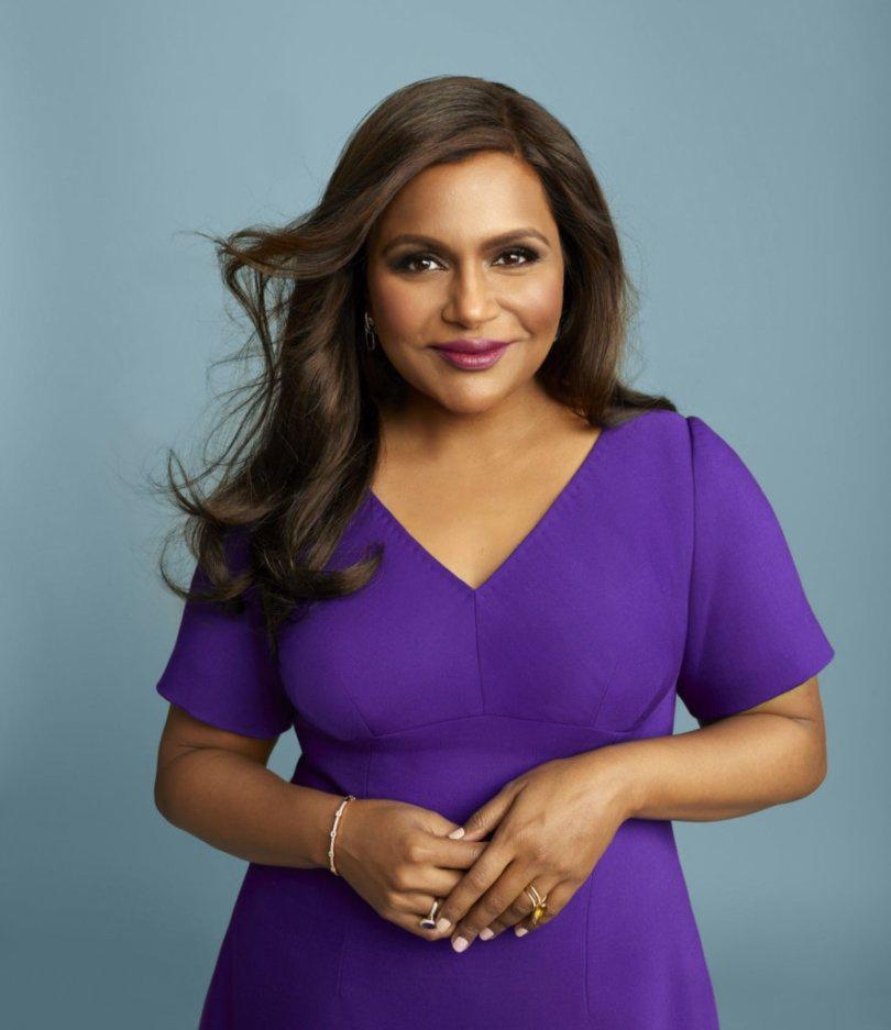 Mindy Kaling, actress, entrepreneur & author partners with Diane von Furstenberg and Amazon to support women-owned businesses for Women's History Month.