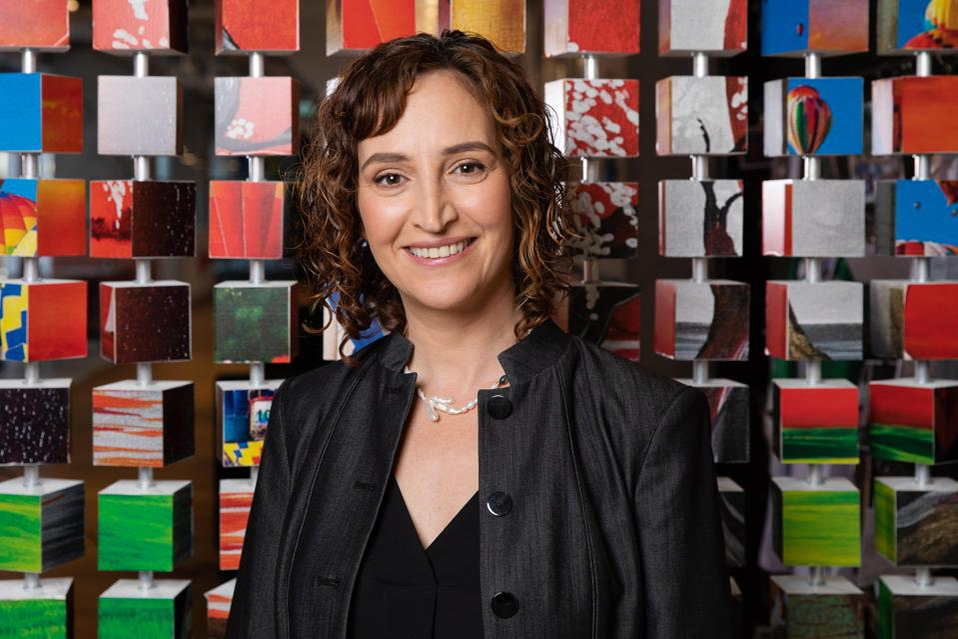 Eynat Guez, CEO. Papaya Global