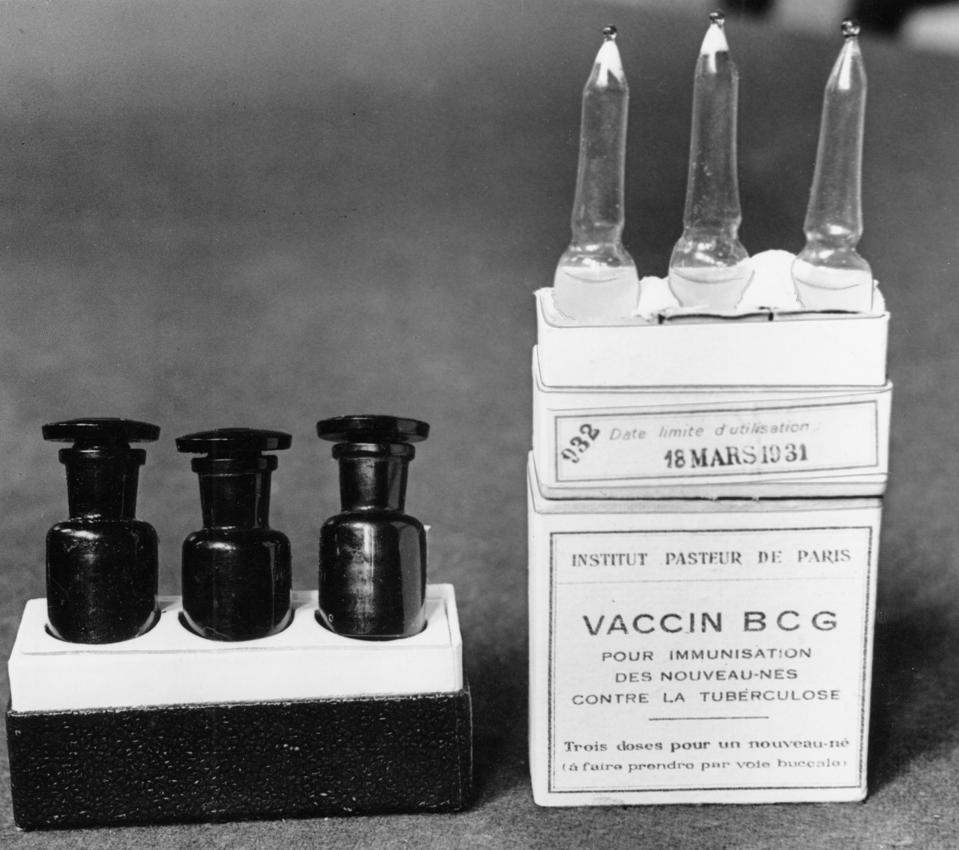 Virus Outbreak Old Vaccines