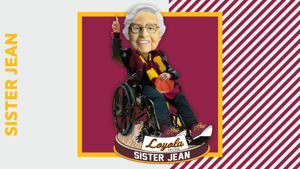 Sister Jeanbobblehead