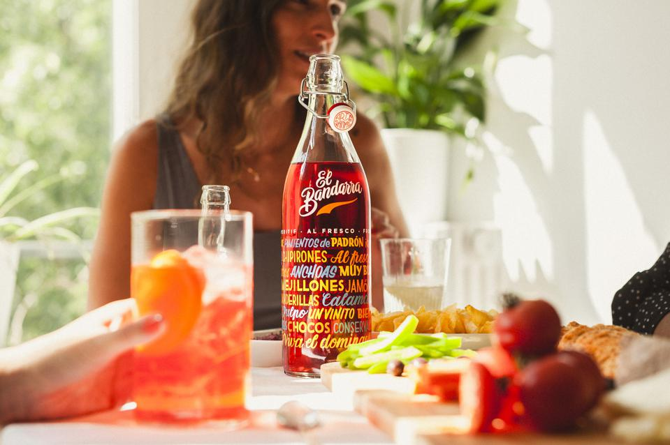 Spain's El Bandarra Al Fresco makes for a refreshing alternative to Italy's Aperol Spritz