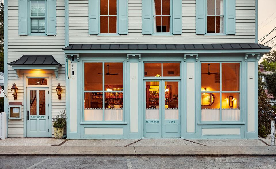 A Boutique Hotel and restaurant in Charleston South Caroline