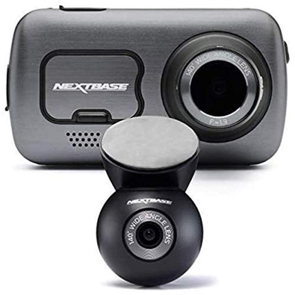 Nextbase 622GW Dash Cam Front and Rear Camera- Full 4K/30fps