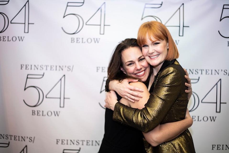Georgia Stitt and Kate Baldwin of Maestra Music