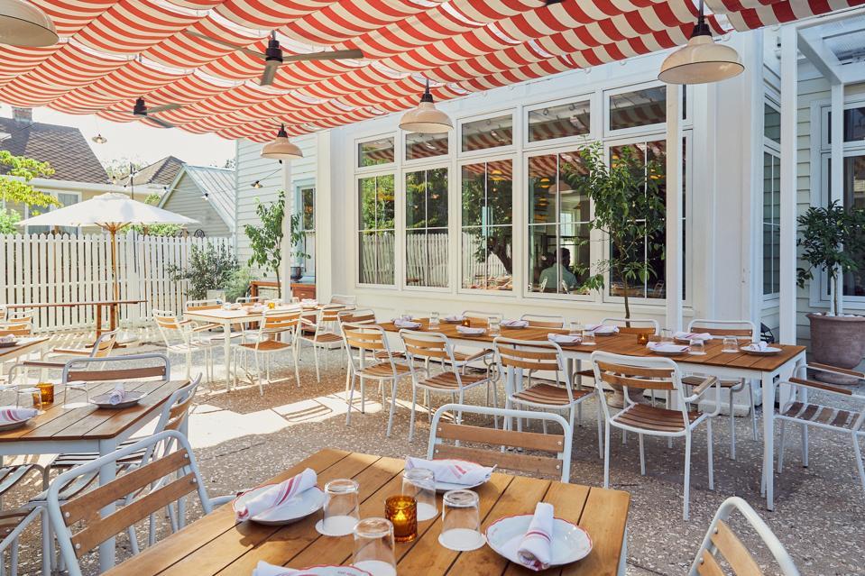 Restaurant in Charleston