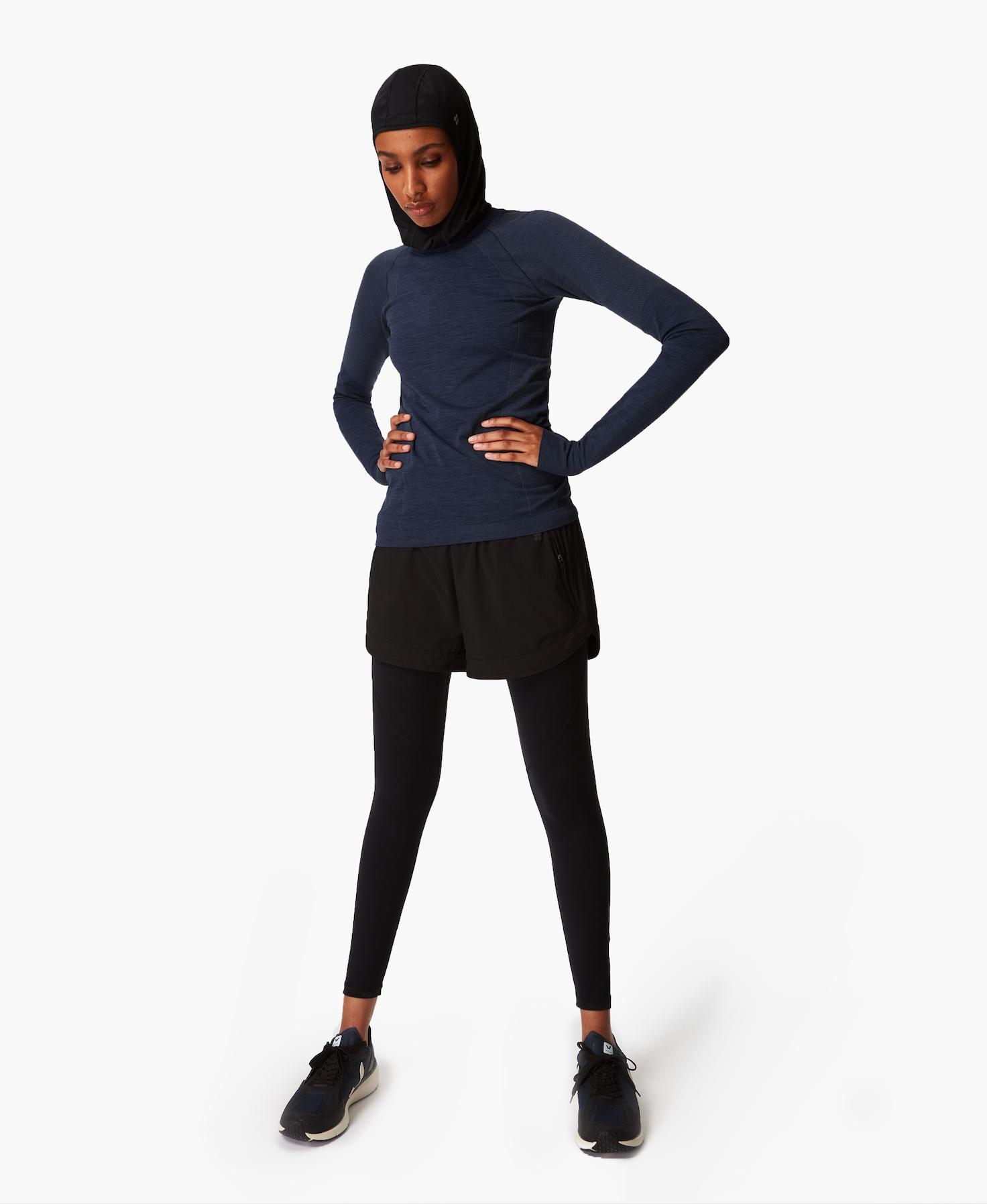 From Power Leggings to Performance Hijabs: Straus says its latest product launch was inspired by members of its own staff.