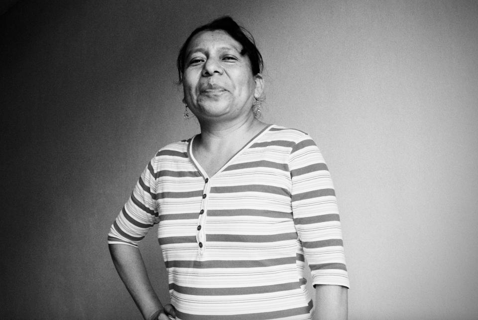 Blanca Estela Bautista Olivera produces in partnership with Yola Mezcal.