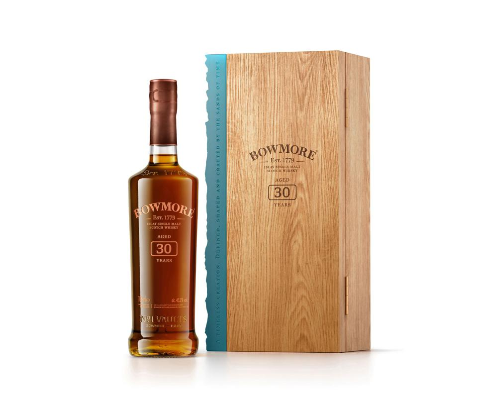 Bowmore, 30 YO, Single Malt Scotch Whisky