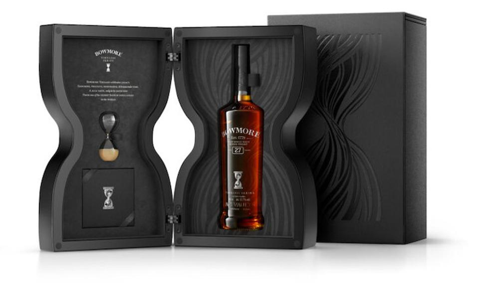 Bowmore Timeless, 27 YO, Single malt Scotch Whisky