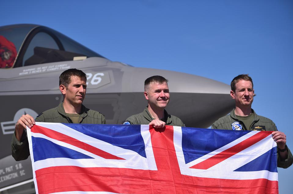 The F-35 Lightning II Is Put Through Its Paces At MCAS Beaufort
