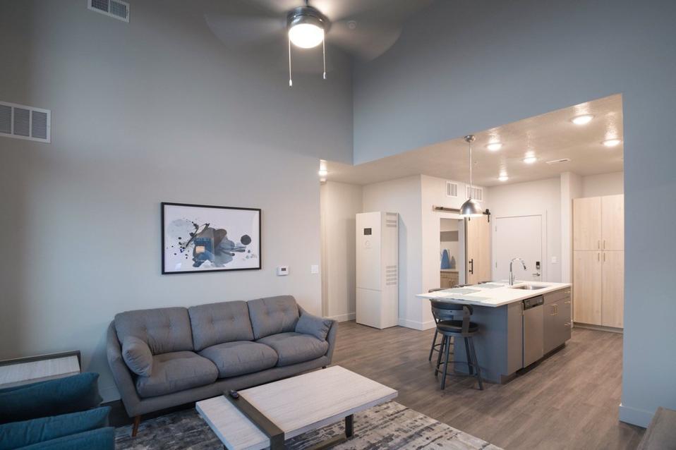 Soleil Lofts interior
