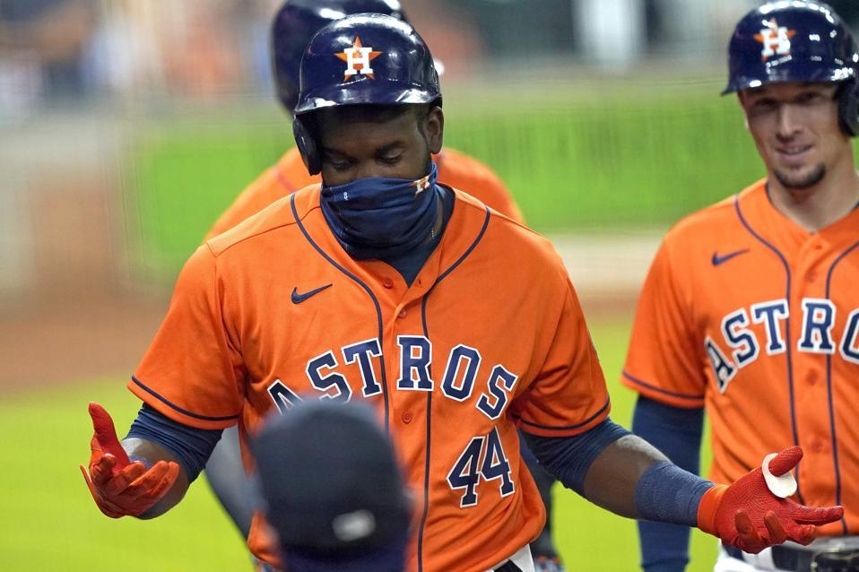 Mariners Astros Baseball