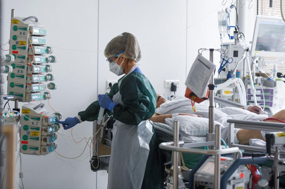 GERMANY-HEALTH-VIRUS-INTENSIVE-CARE