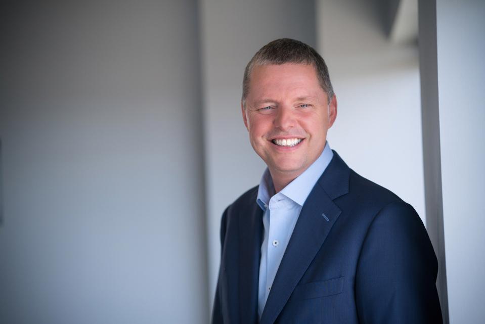Sentient Jet CEO Andrew Collins