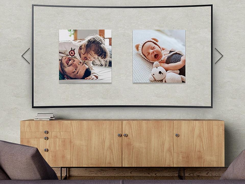 55″ Class TU8300 4K Crystal UHD HDR Smart TV (2020) TVs - UN55TU8300FXZA