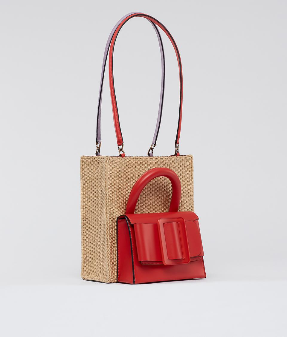BOYY Up's LUCAS 23 TOTE is representative of the unique creative and circular journey of each item in the BOYY Up Collection.