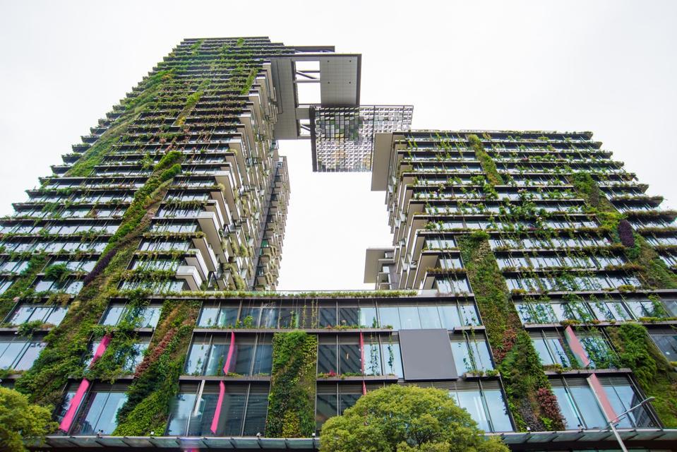 Sydney Environmental building