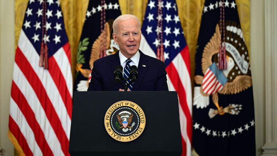 US-POLITICS-BIDEN-BRIEFING