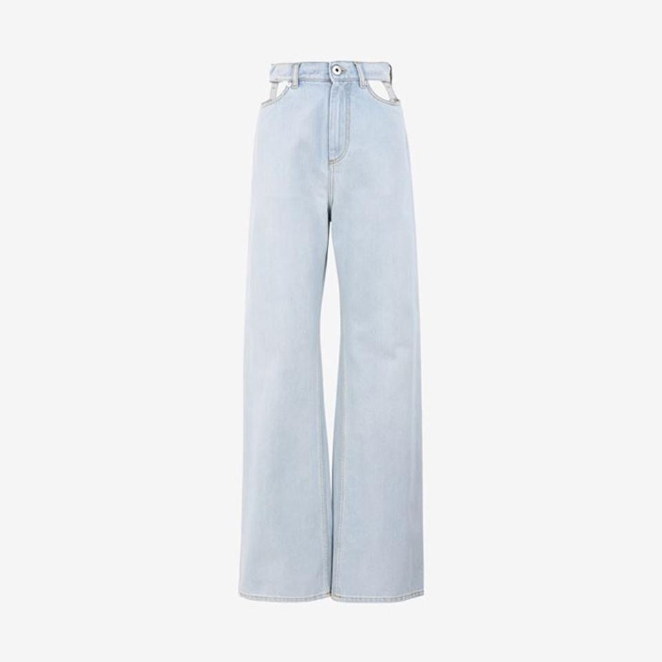 Maison Margiela Décortiqué Jeans