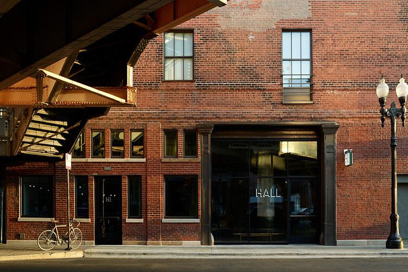 The Chicago hotel has a wide range of venues, from industrial chic halls to open-air rooftops overlooking Wicker Park.
