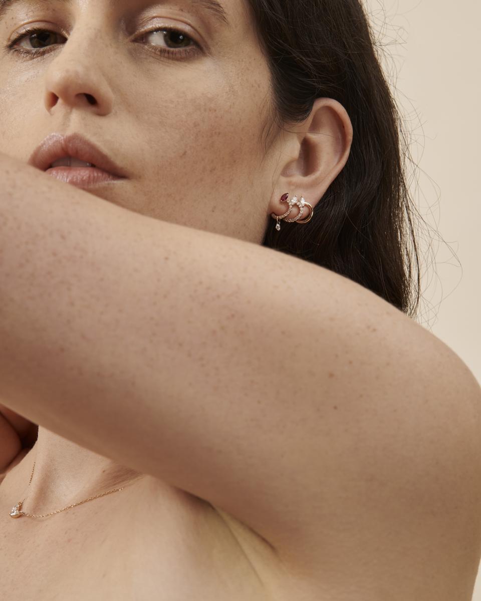 Delicate Jewelry + Bold Ideas