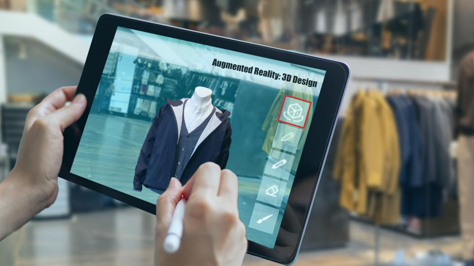 Three AI And Tech Trends That Will Transform Fashion Industry