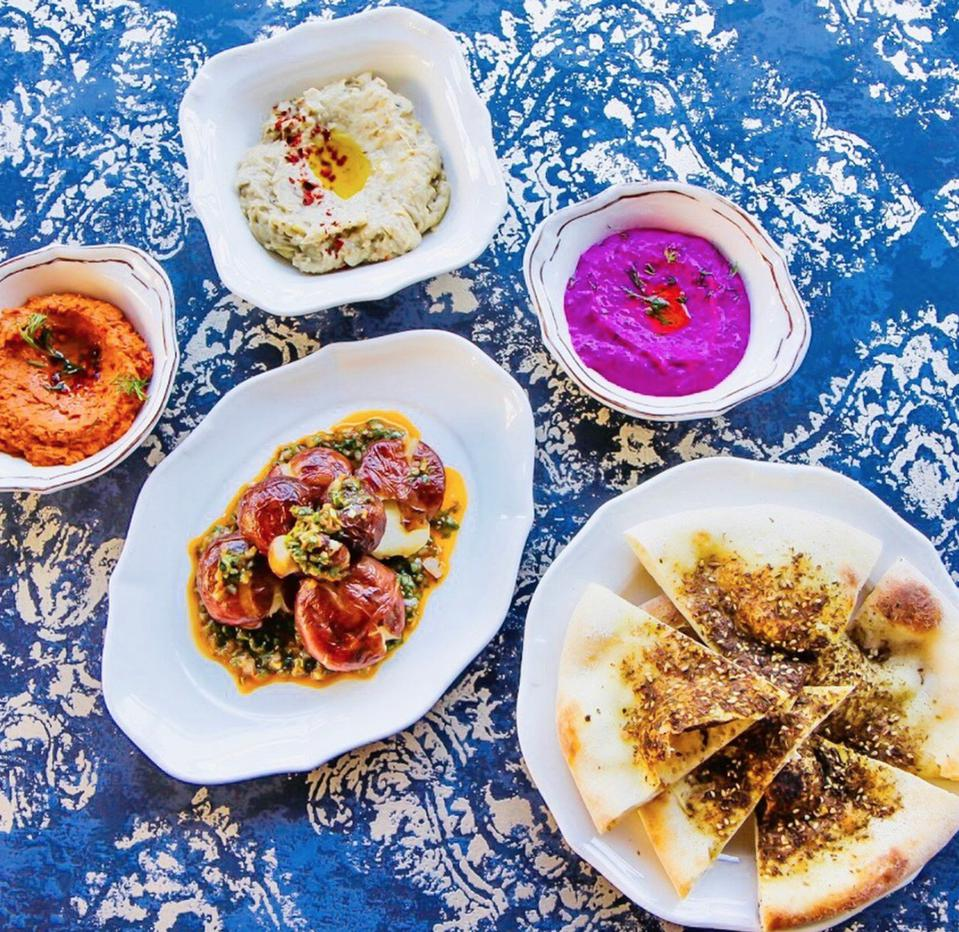 Dishes from Ilona.