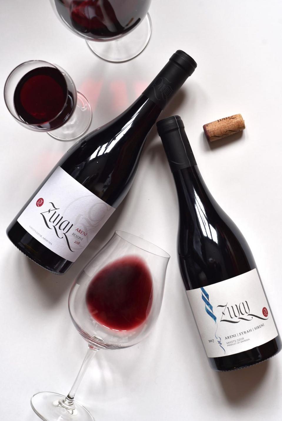 Storica Wines.