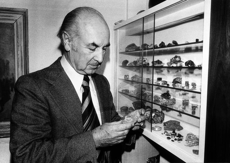 Albert Hofmann, 1976